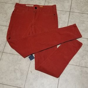 Pilcro and the Letterpress pants size 26
